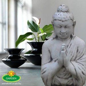 Eladó imádkozó Buddha szobor