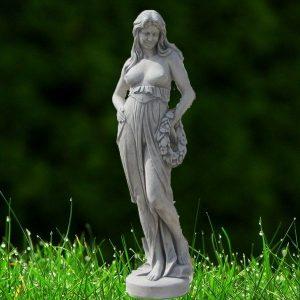 Kerti szobor Római nő