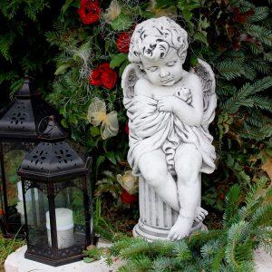 Oszlopfős angyalka