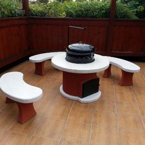 Családi kerti grill ár akció