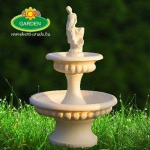 Modern kerti szökőkút eladó