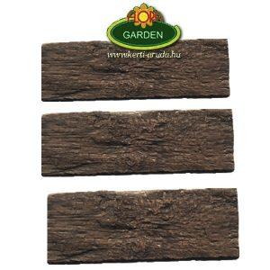 Fa palló kőből 68cm