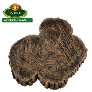 Korong tipegő fa hatású