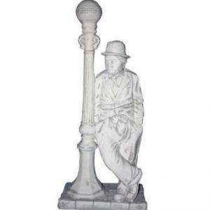 Csavargó szobor