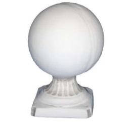 Kő dísz gömb