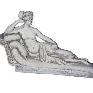 Paolina Borghese szobor