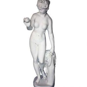 Vénusz szobor almával