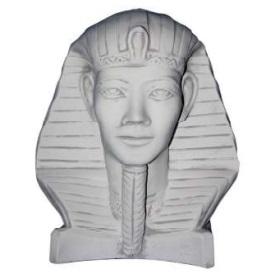 Fáraó fej szobor