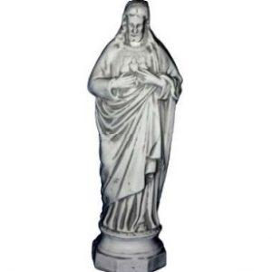 Jézus szíves szobor